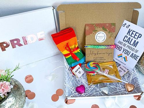 Pride Pampering Gift Box