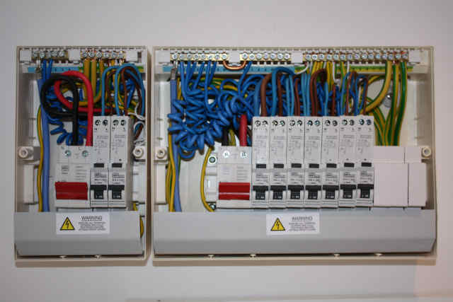 Consumer Unit Upgrade Horley