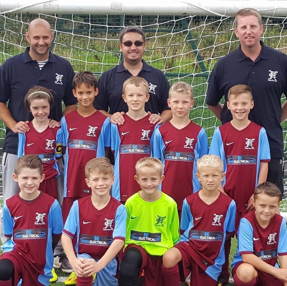 Ben Price Horley Town Football Club