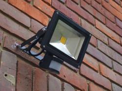 security lighting west sussex