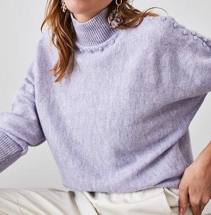 Purple Haze Knit