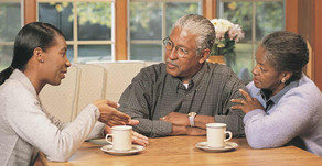 YOUR PARENTS' FINANCES AND ESTATE PLANS: How to talk the them about both.