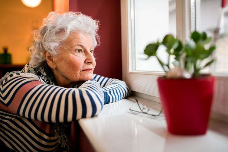 Helping Seniors Avoid Loneliness While Maintaining Social Distance