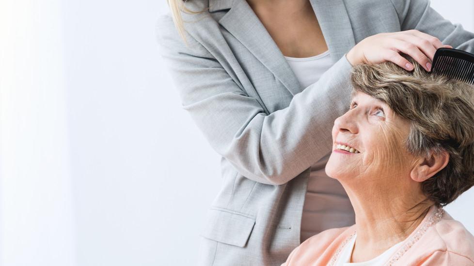 Caregiving for an Aging Parent