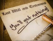 When is Disinheriting a Child a Mistake?
