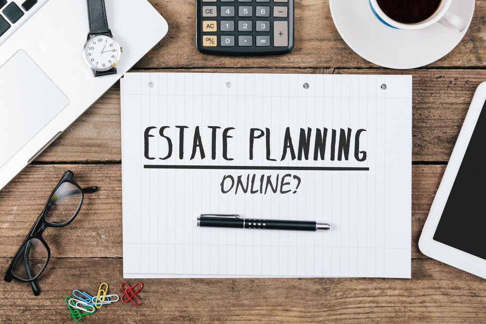 Estate Planning From Start to Finish, Now Online?