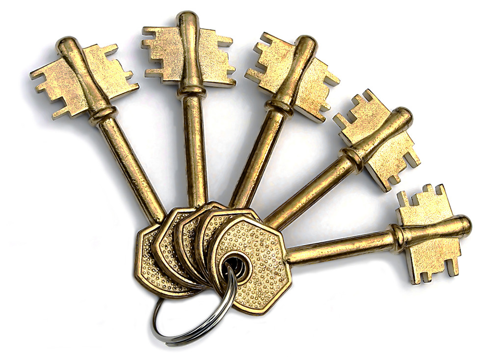 FIVE KEY CONSIDERATIONS FOR YOUR ESTATE PLAN