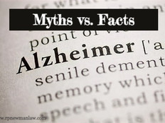 The Top Ten Myths About Risks for Alzheimer's Disease