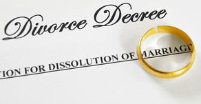 Your Divorce Decree: The First Step in Estate Planning