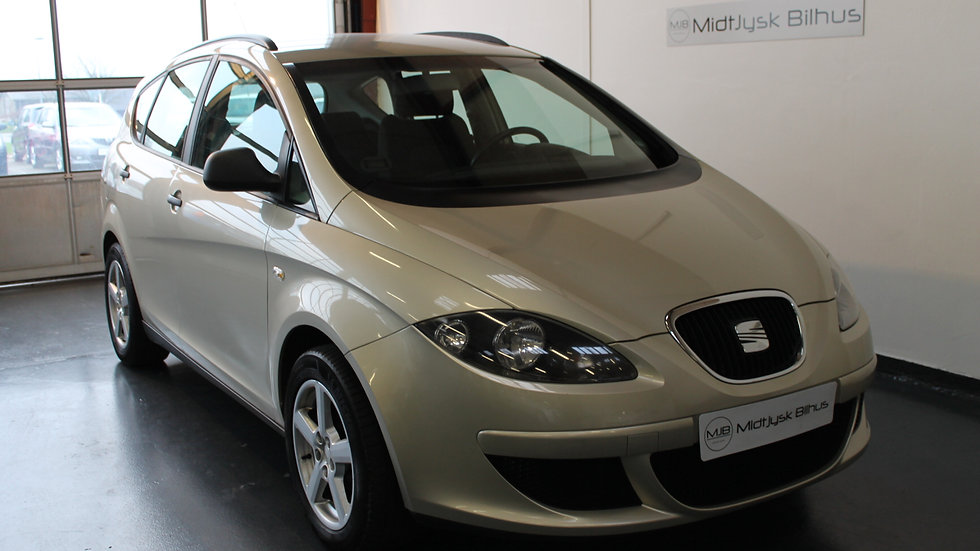 Seat Altea XL 1,6 Reference 5d - Benzin - Modelår 2007