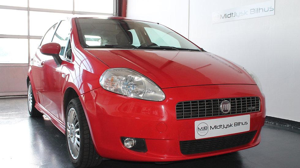 Fiat Punto 1,3 JTD Active 5d - Diesel - Modelår 2007