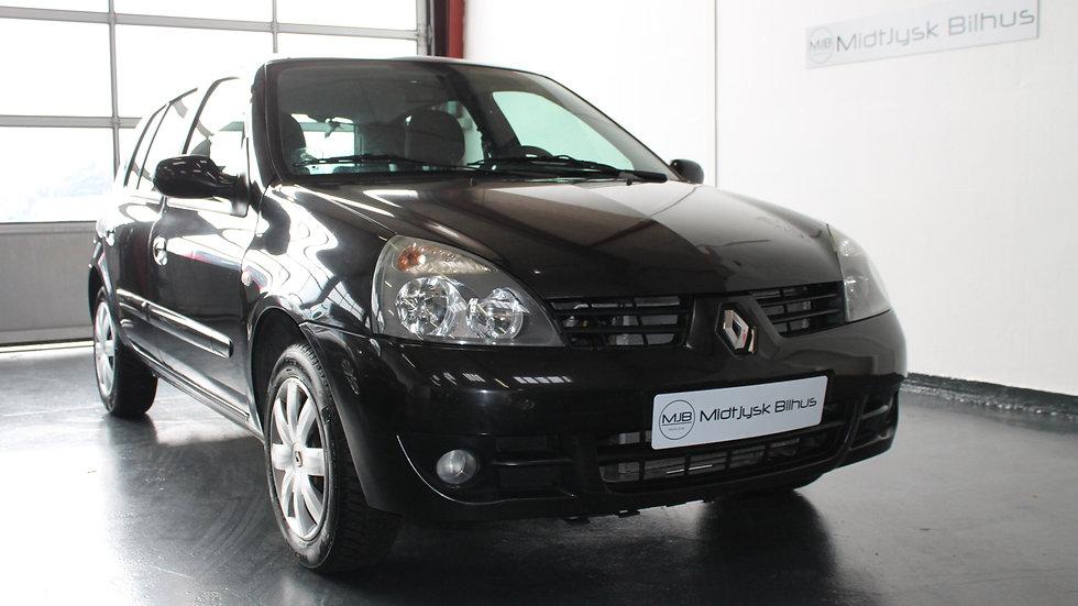 Renault Clio II 1,2 8V Storia 5d - Benzin - Modelår 2008