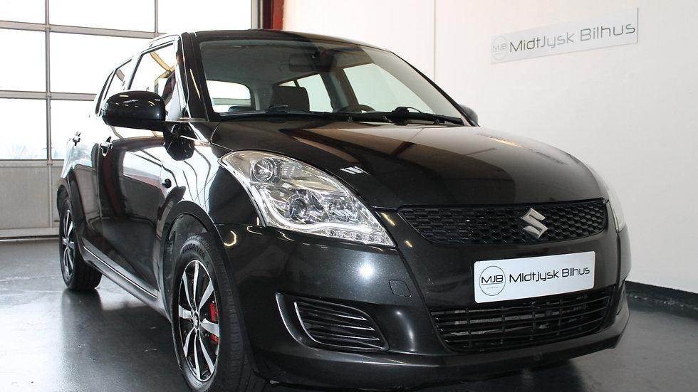 Suzuki Swift 1,2 GL ECO+ Aircon 5d - Benzin - Modelår 2012