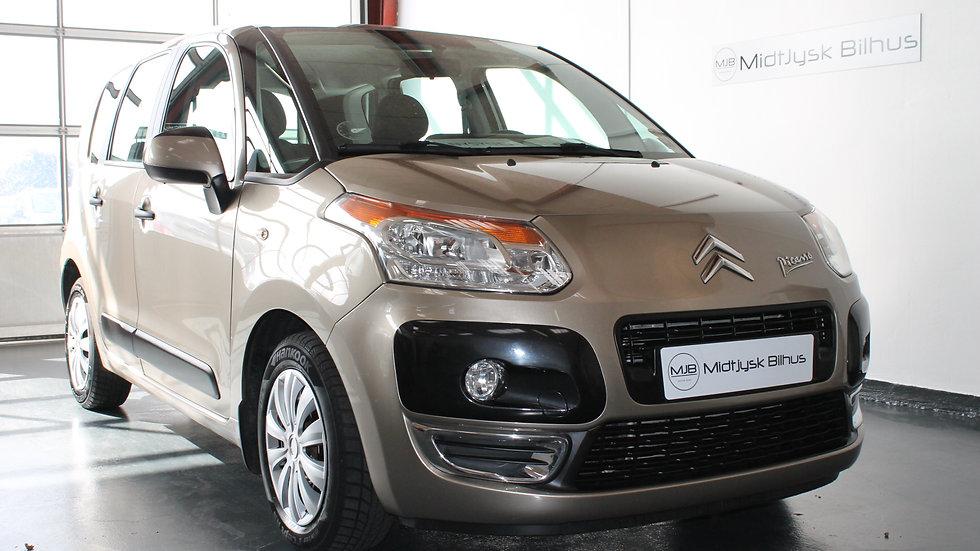Citroën C3 Picasso 1,6 HDi 90 Comfort 5d - Diesel -Modelår 2011