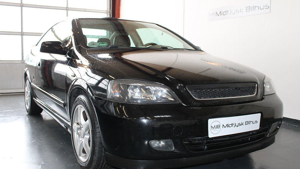 Opel Astra 2,2 16V Coupé 2d - Benzin - Modelår 2001