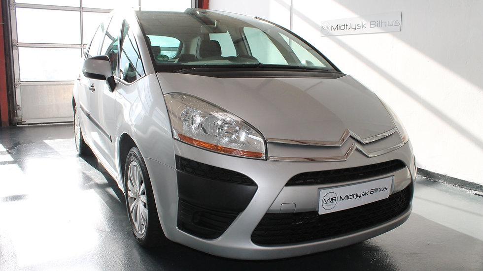 Citroën C4 Picasso 1,6 HDi 110 Prestige 5d