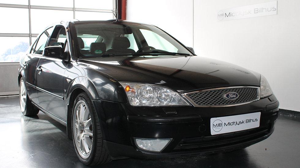 Ford Mondeo 2,5 170 Trend 5d - Benzin - Modelår 2004