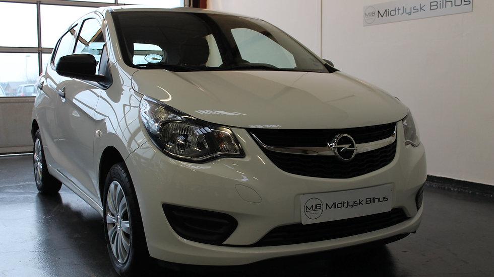 Opel Karl 1,0 Essentia 5d - Benzin - Modelår 2015