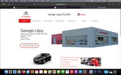 Garage Lepy Falaise