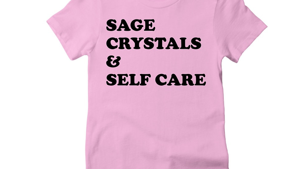 """Self Care"" T-Shirt"