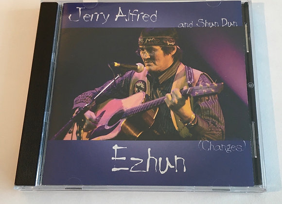 Jerry Alfred CD's