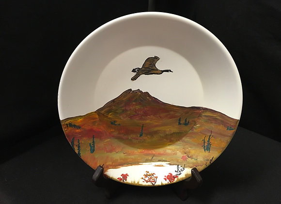 6Inch Painted Plates