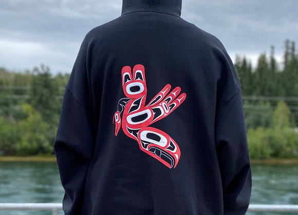 Ch'aak (Eagle) Pullover Hoodies
