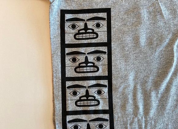Totem Gray T-Shirts