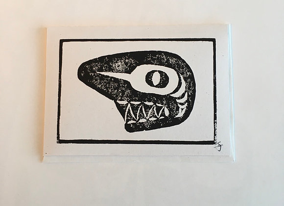 Dogfish Art Cards