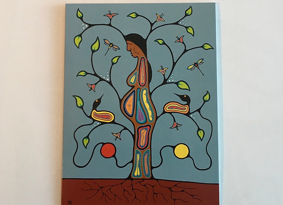 Tree of Life Art Cards