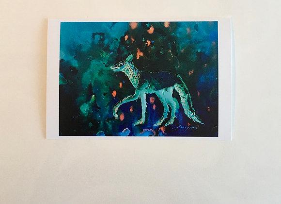 Multicoloured & Designed Art Cards