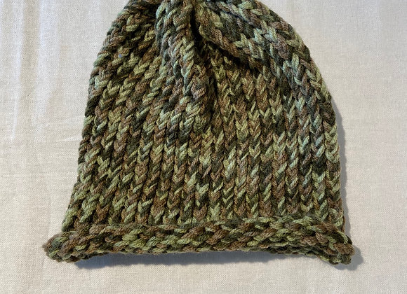 Camouflage Adult Toques