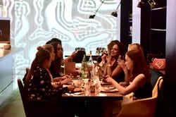 Influencer diner
