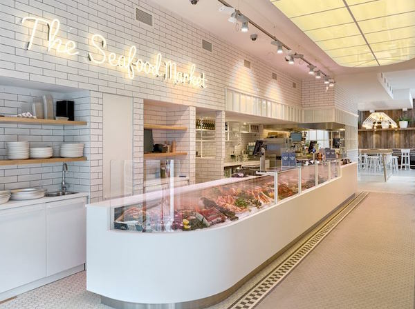 The Seafood Bar PR agency Benelux