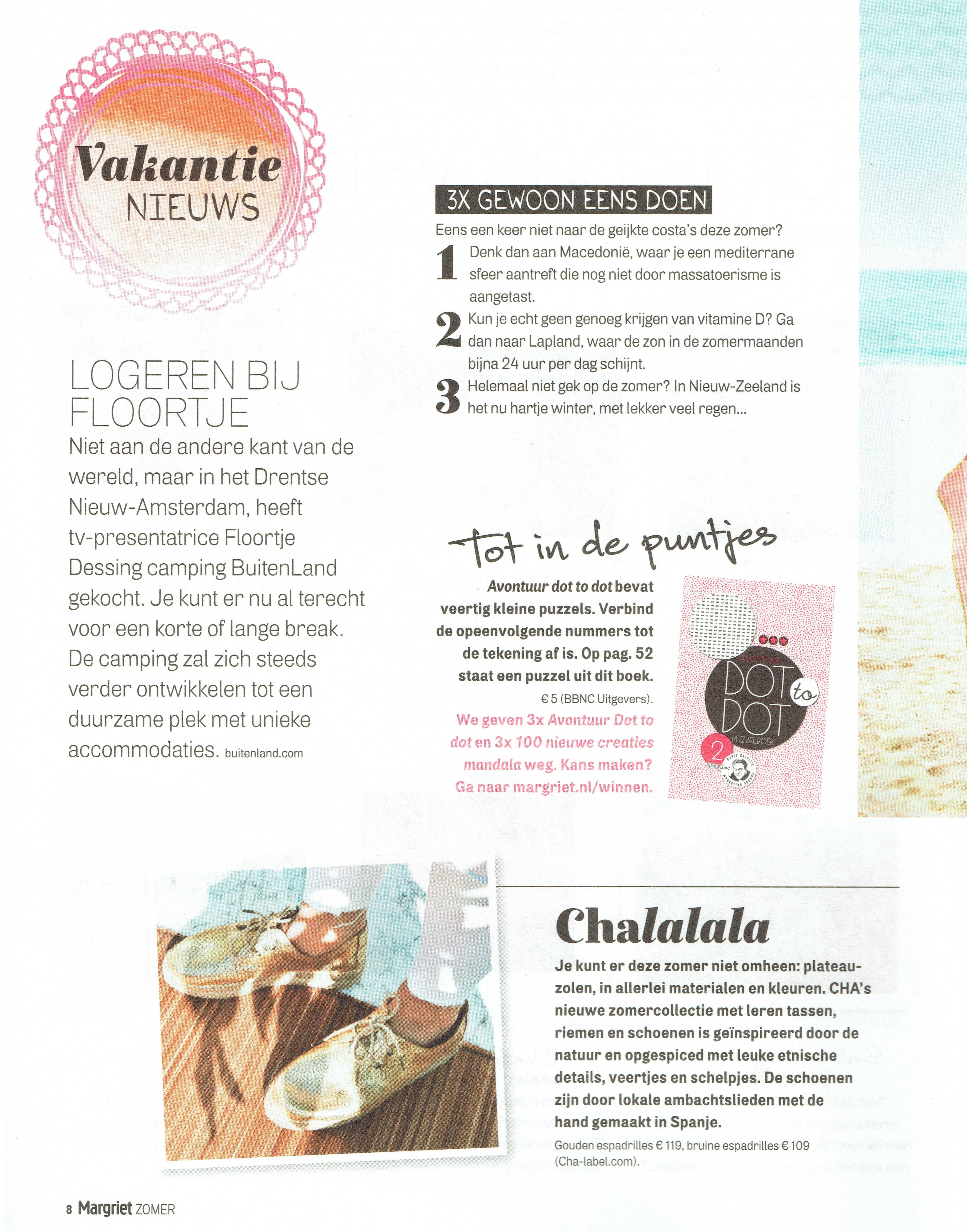 CHA Margriet ZomerSpecial