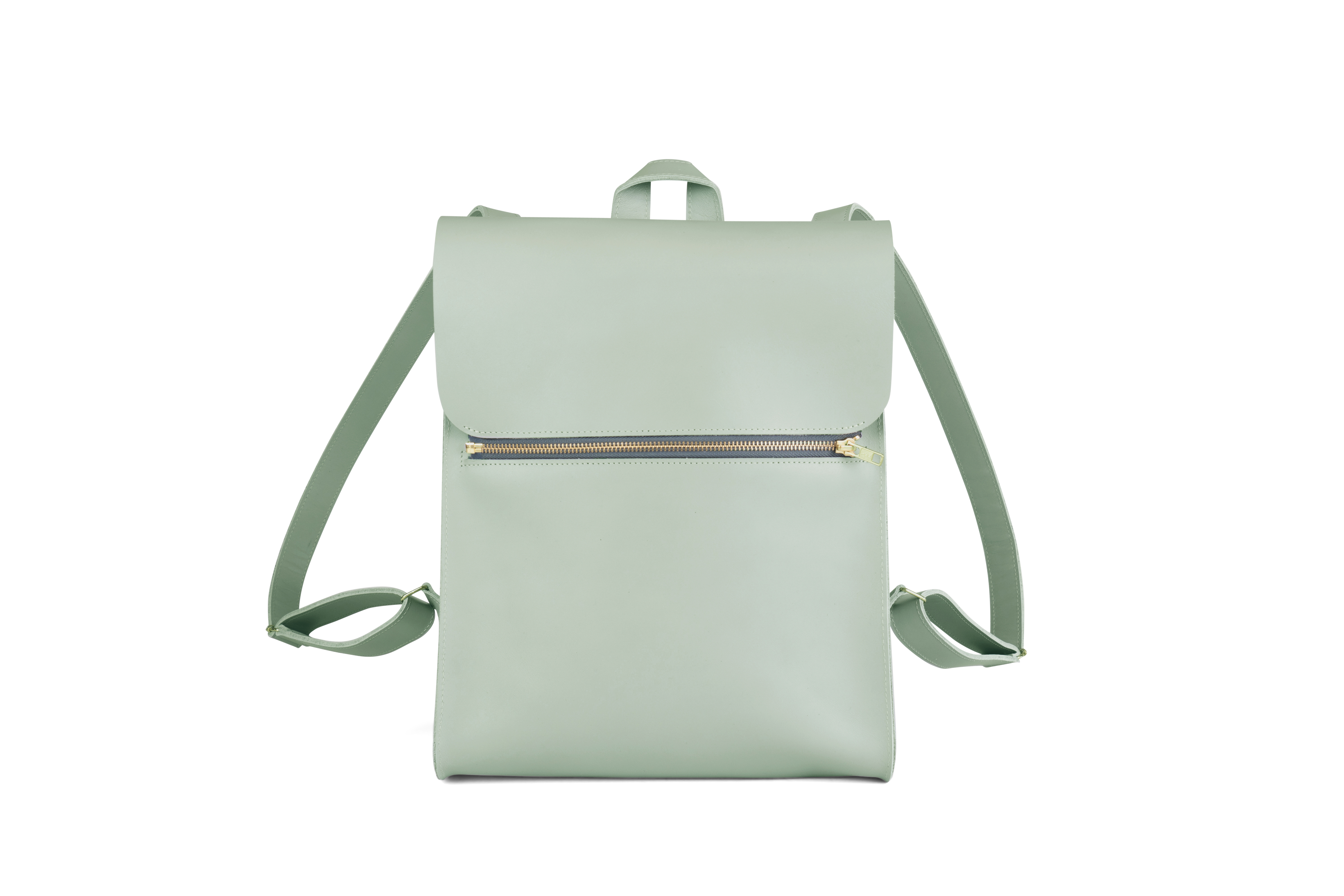 Zand erover_Backpack_Small_softgreen_€29