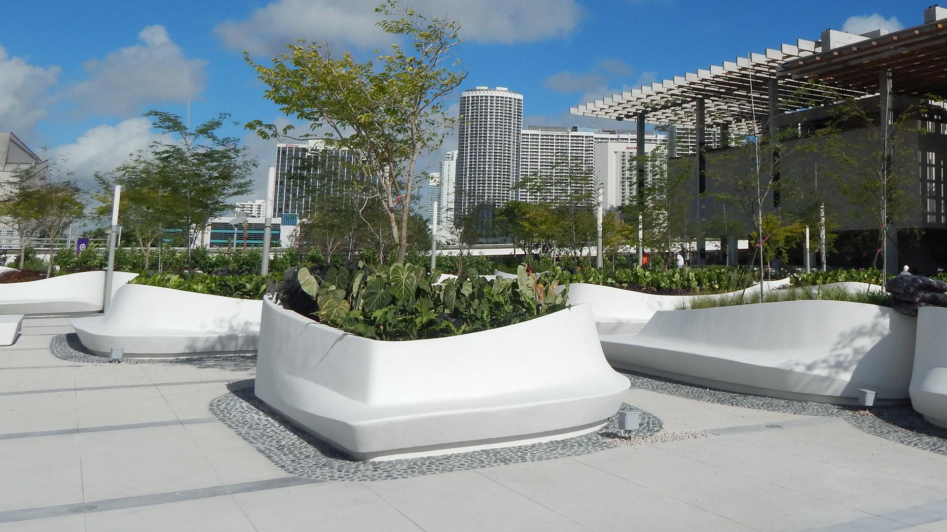 Miami Science Center - Waterproofing