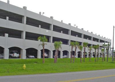 FGCU Parking Garage