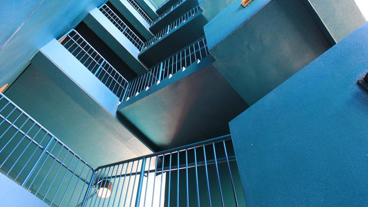 Stairs Waterproofing