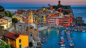 Inspiration on the Italian Riviera