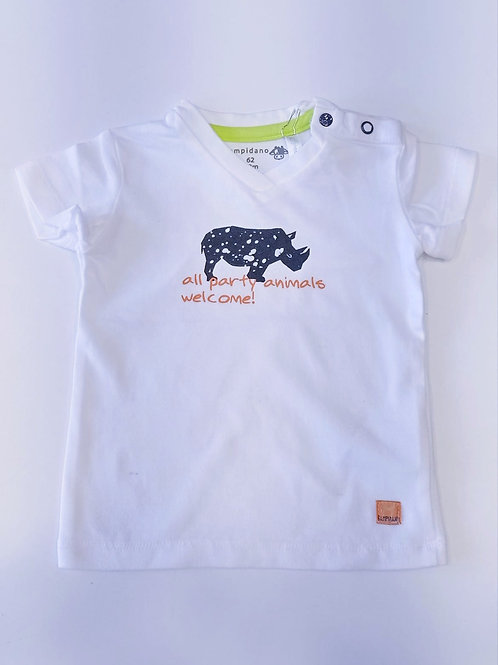 Camiseta Rinoceronte (A003-8423)