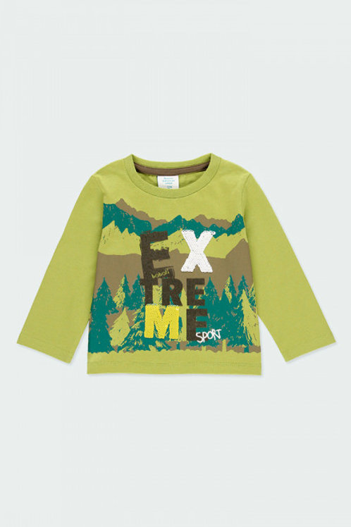 Camiseta extrem niño BOBOLI (333065)