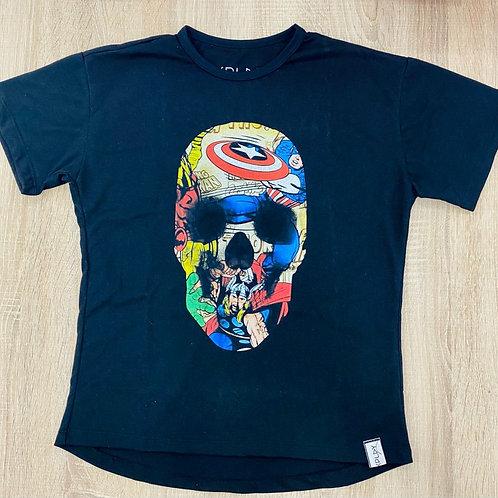 Camiseta unisex calavera KPLAY (210004)