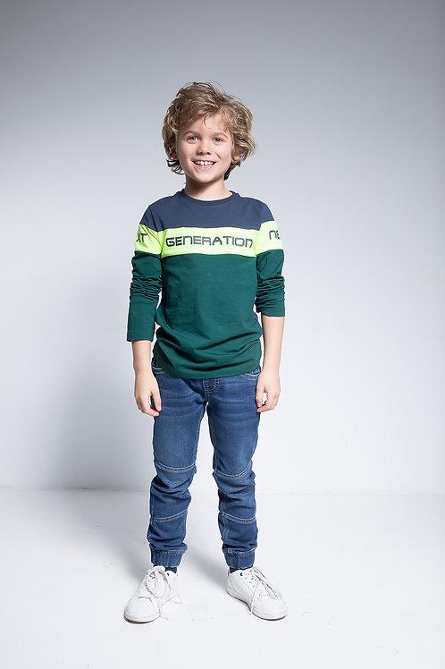 """Camiseta """"Generation""""(X009-6437)"""
