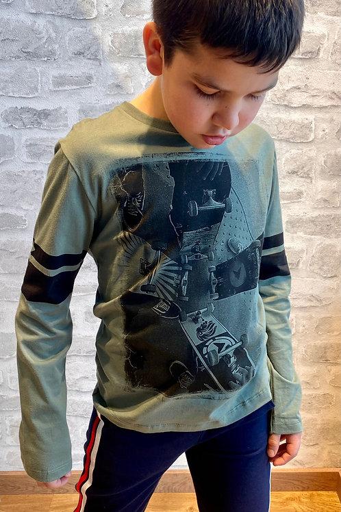 Camiseta Skate (80905)
