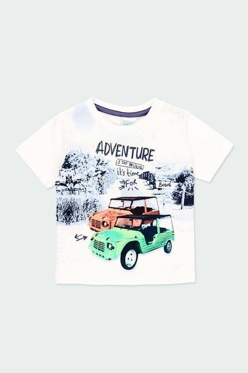 Camiseta adventures bebé niño BOBOLI (342043)