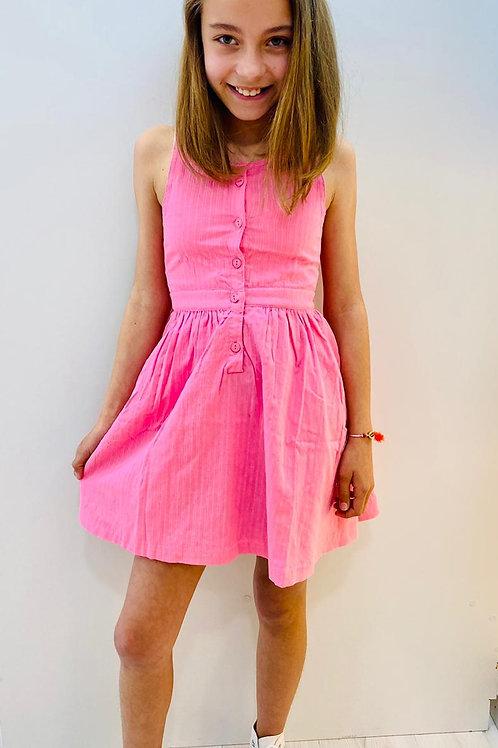 Vestido Rosa Chicle (A003-5859)