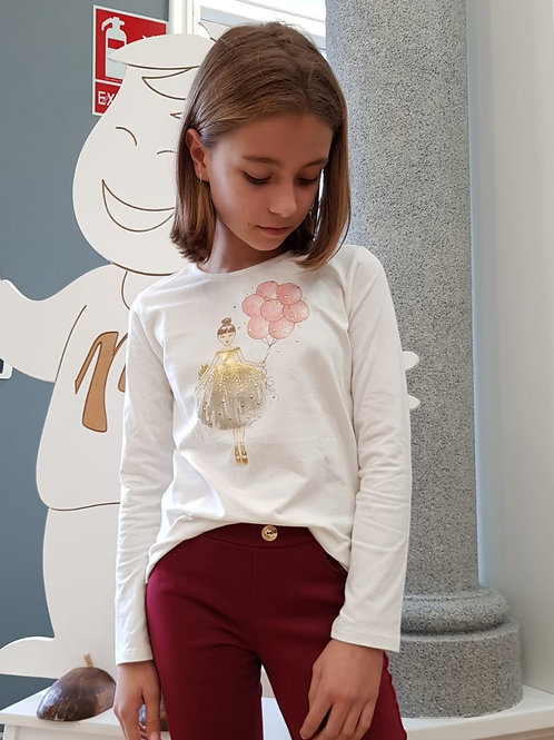 "Camiseta ""Globo"" (11385)"