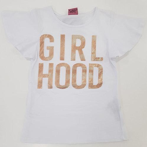 """Camiseta niña """"Girl Hood"""" de AMORA  (51159)"""