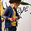 Thumbnail: Pantalón rayas laterales  BAMPIDANO (A102-8647)